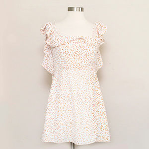 For Love and Lemons Aurora Dress S